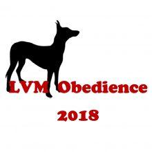 Starterliste und Startnummer zur LVM-Obedience 27.05.2018