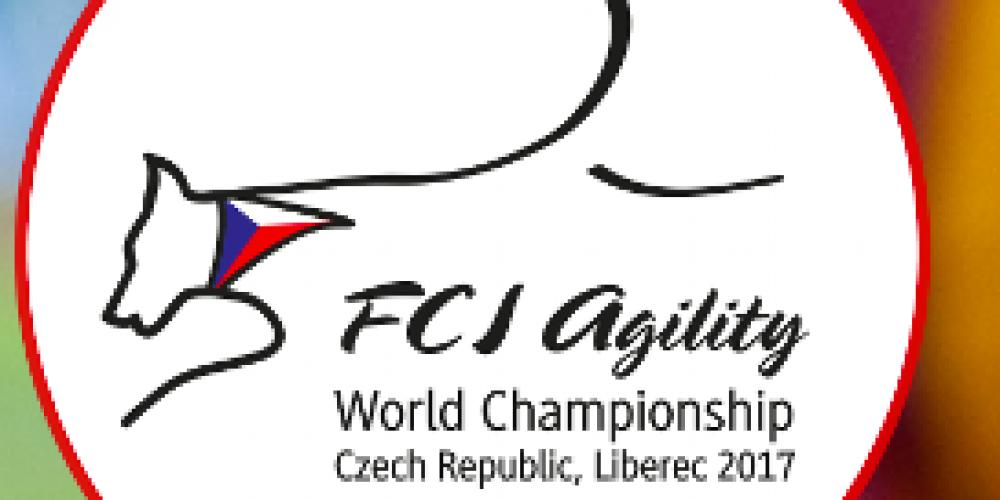 Die Meldelisten für die Qualifikation zur Agility FCI WM 2017 / FCI EO 2017 sind online.