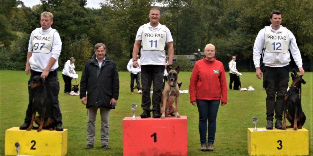 Landesmeister IGP 2020 Ravensberg-Lippe am 26. und 27. September 2020 beim GHV Blomberg
