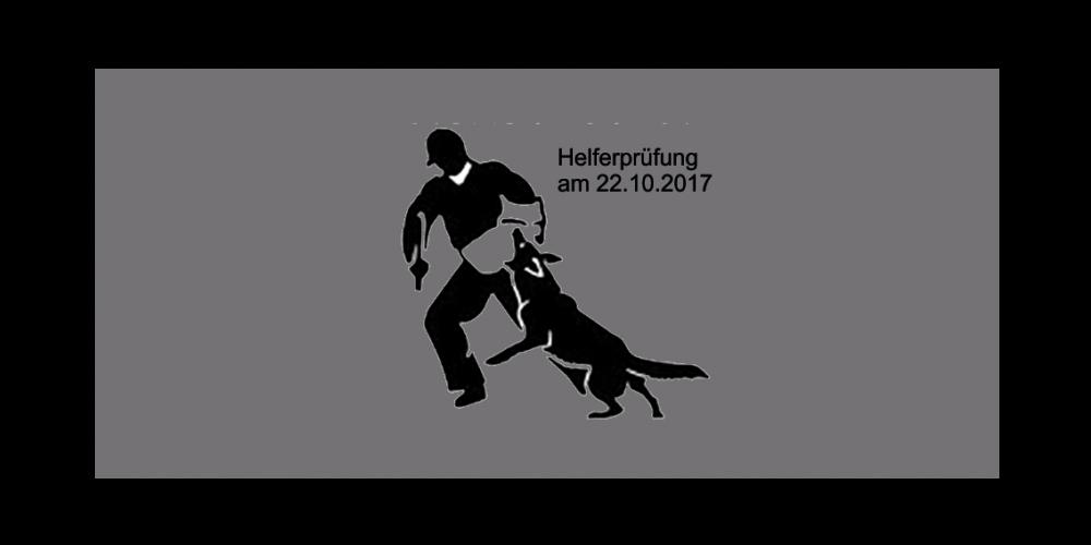 Helferprüfung am 22.10.2017
